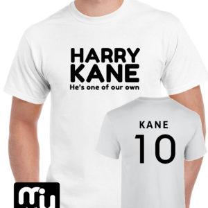 Harry Kane He's One Of Our Own  – White